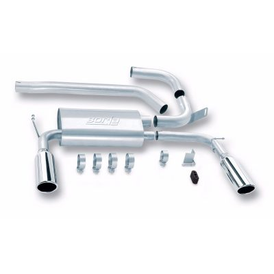 Borla 140028 Cat Back Exhaust