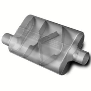flowmaster muffler cutaway