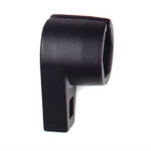 offset oxygen sensor socket