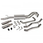 roush 401593 cat back exhaust